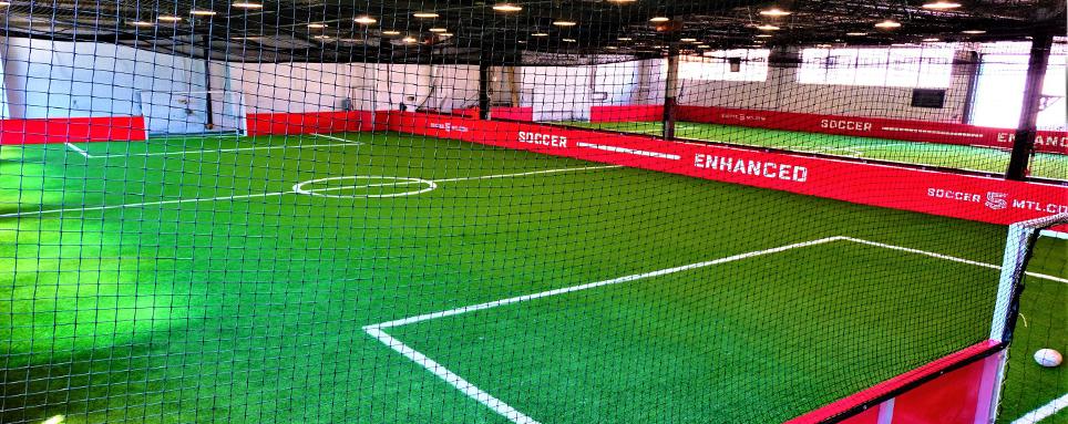 Terrain 2 Soccer