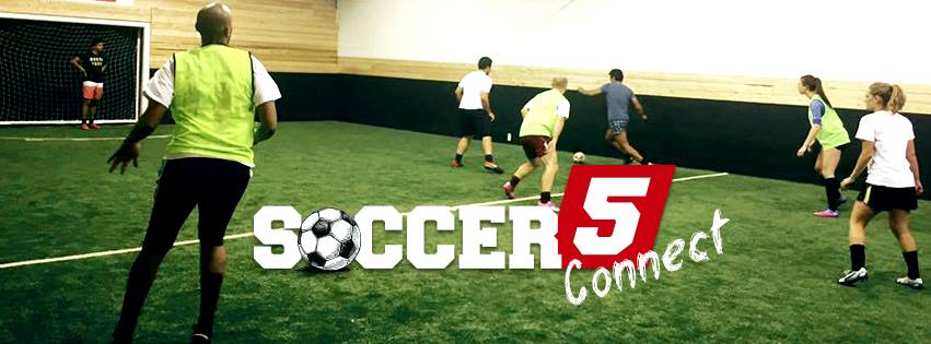 Groupe facebook Soccer5 Connect